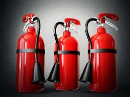 Comprar extintor abc