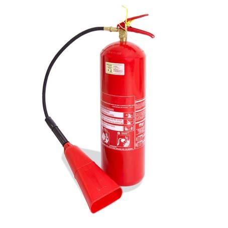 Comprar extintor co2