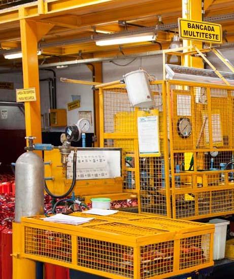 Empresa de manutenção de extintores em contagem