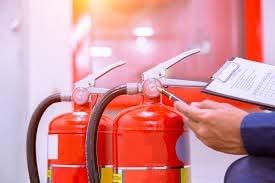 Empresas manutenção de extintores mg